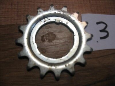 BEACH CRUISER BIKE 5 1//2 ONE PIECE CRANK AND 44T LUCKY 7 SPROCKET FOR LOWRIDER