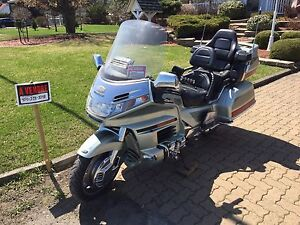 Goldwing 1500cc 2000 SE