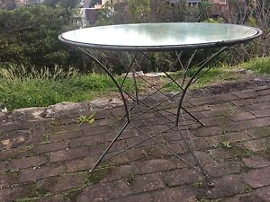 Free outdoor table Tamarama Eastern Suburbs Preview