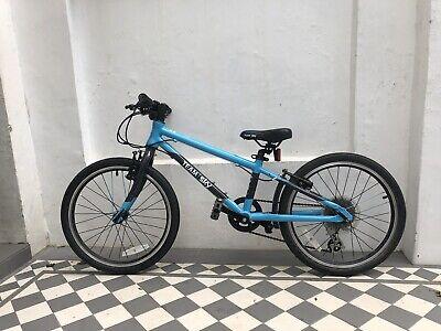 """Frog 52 Team Sky Lightweight Kids Bike - 20"""" wheels - 8 gears Blue"""