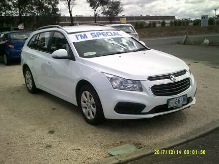 2015 Holden Cruze Wagon Launceston Launceston Area Preview
