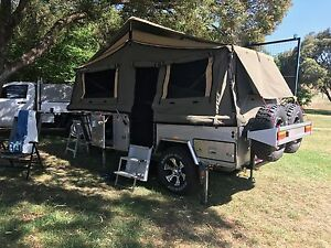 Camper trailer Daisy Hill Logan Area Preview