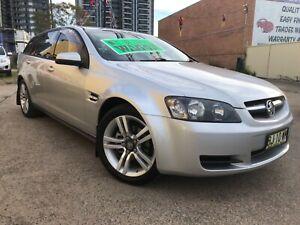 2009 Holden Commodore Sport Wagon Auto Low klms log books Loaded Granville Parramatta Area Preview