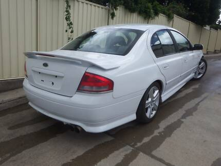 2004 Ford Falcon Sedan Maleny Caloundra Area Preview