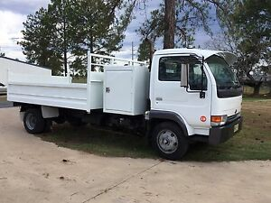 2000 UD Tipper Grafton Clarence Valley Preview