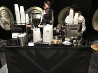 Mobile Barista with experience needed