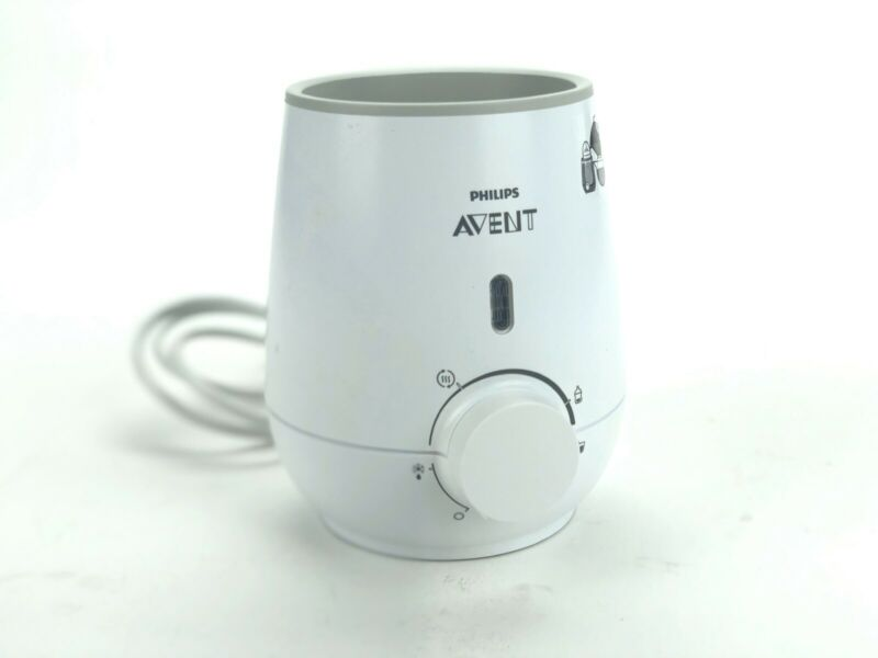 Philips AVENT Fast Bottle Warmer- TESTED & WORKS GREAT!