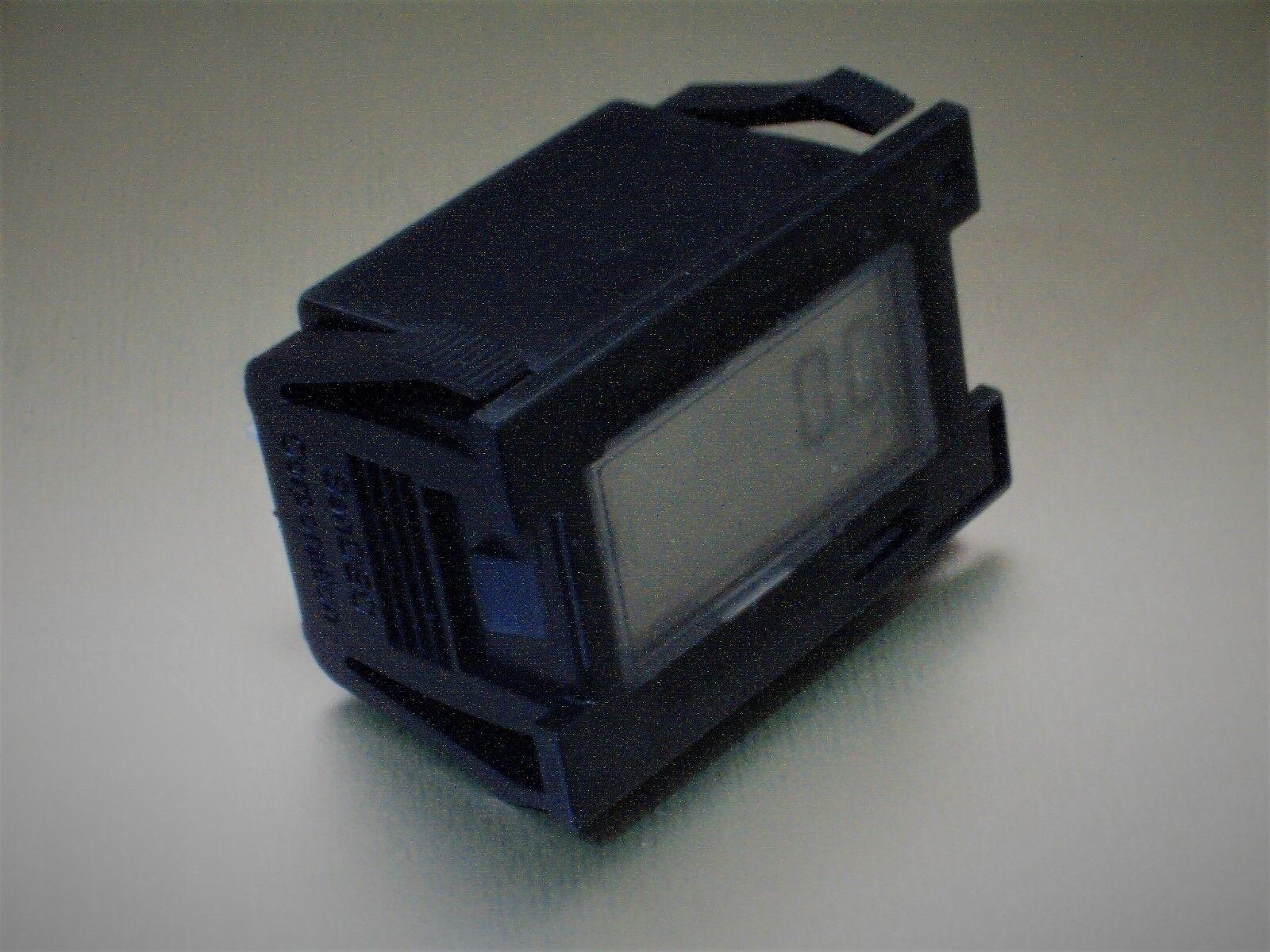 SENDEC Hour Meter works for all 5v 12v 24v 36v Zero Turn Law