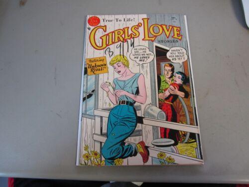 Girls Love Stories #32 Comic Book  1954