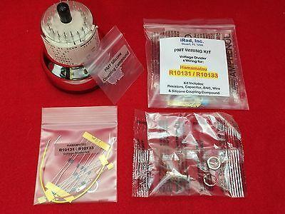 Hamamatsu R10133 Pmt - Kit With Vd - Photomultiplier Tube Scintillation Detector