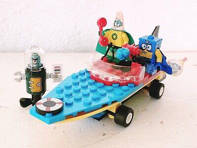 LEGO 3815 SpongeBob SquarePants Heroic Heroes of the Deep 100% Complete w Manual