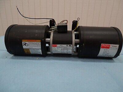 Dayton Mg0822024171011 Electric Motor Wdayton 1tdu8 Blower 140hp