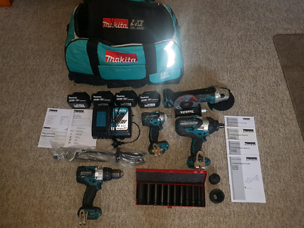Makita LXT Brushless Set  Nerang Gold Coast West Preview