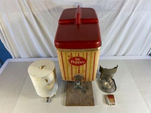Vintage Dr. Pepper (Selmix) Soda Fountain Dispenser