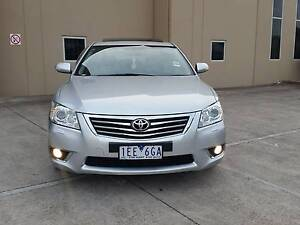 2010 Toyota Aurion Presara *UBER SPECIAL*REG & RWC*FULLY OPTIONED Brooklyn Brimbank Area Preview