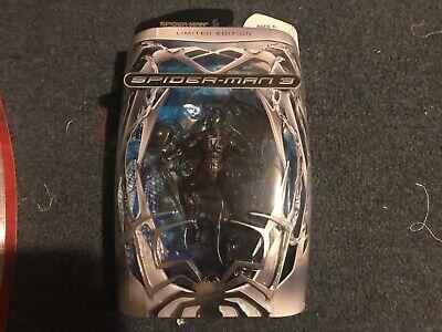 Amazing Spiderman 3 Movie Limited Edition Black Suit Spiderman Walmart Exclusive