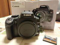 Canon Eos 350d + Compact Flash 2gb + Accessori E Imballo Originale - canon - ebay.it