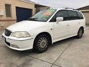 2001 Honda Odyssey 6 Seater Wagon Bargain Buy Victoria Park Victoria Park Area Preview