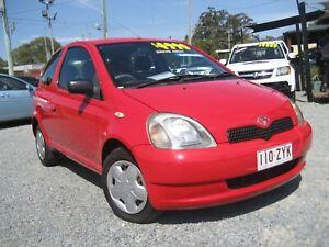 2002 TOYOTA Echo Wynnum Brisbane South East Preview