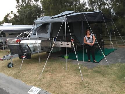 Cub Drover 2016 Camper with the lot!