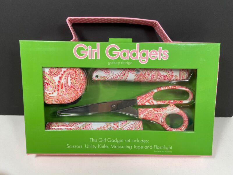 Girl Gadgets Gallery Design Set NIB