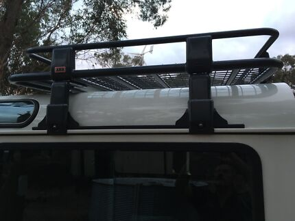 ARB deluxe roof rack $500.00