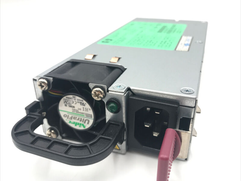 HP 1200W AC PSU 437572-B21 HSTNS-PD11 DL580G5 441830-001 438202-001 440785-001