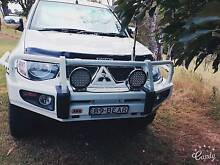 2014 Mitsubishi GLX-R Triton Ute Karabar Queanbeyan Area Preview