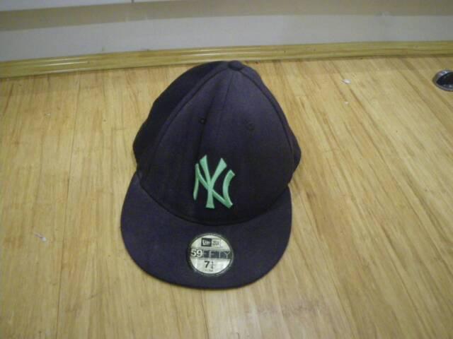 93965b74195 new era 59fifty men size cap new york yankees fitted hat baseball