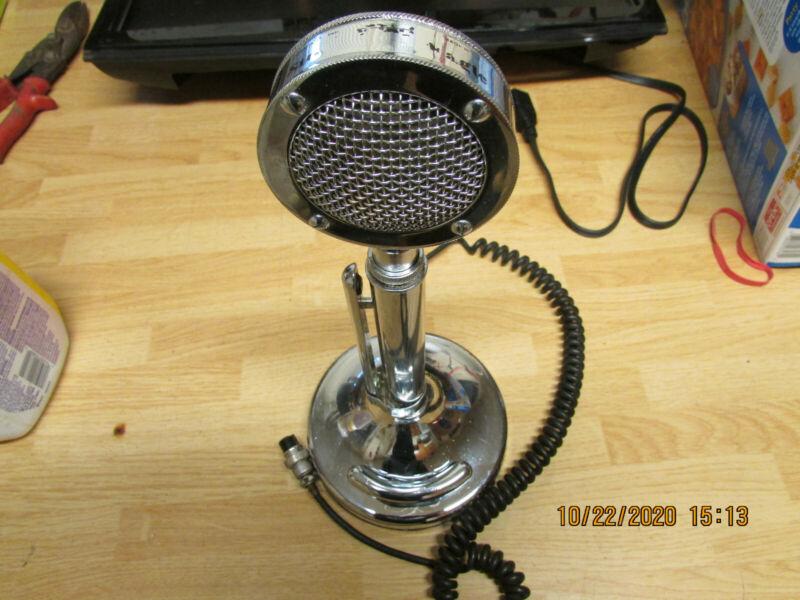 Astatic d-104 microphone silver eagle
