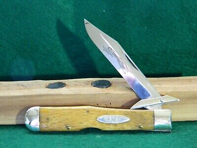 Case Classic Knife XX Tang Stamp Cheetah
