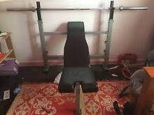 Olympic weights and Bench, Barbell..100kgs+ Lakemba Canterbury Area Preview