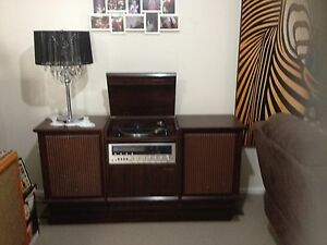 Late 60's stereo and record collection Wannanup Mandurah Area Preview