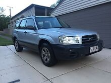 2003 Subaru Forester Wagon Auto Coorparoo Brisbane South East Preview