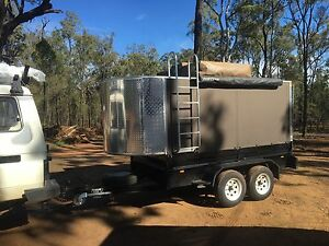Quad bike camper trailer The Pines Toowoomba Surrounds Preview