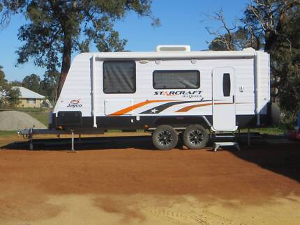 2014 Jayco Starcraft Outback caravan Wundowie Northam Area Preview