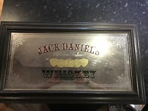 Jack Daniels Glass Mirror Joondalup Joondalup Area Preview