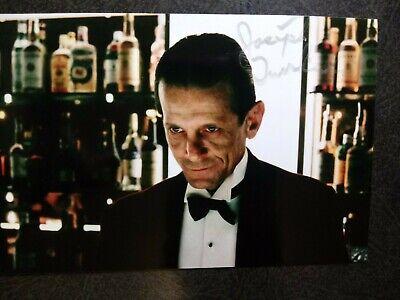 JOE TURKEL As LLOYD Authentic Hand Signed Autograph 4X6 Photo - THE SHINING