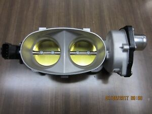9C3E-9F991-CA/CB⎮FORD RACING 07-14 SHELBY GT500 60MM ALUMINUM THROTTLE BODY