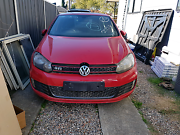 2010 Volkswagen golf gti parts wrecking wheels seats interior Bass Hill Bankstown Area Preview