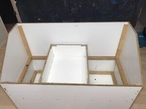 Large melamine box free