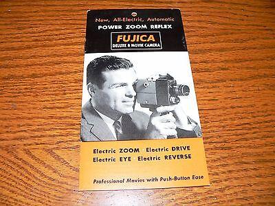 Винтажные книги Vintage Fujica Deluxe 8