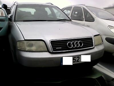 AUDI A6 27T QUATTRO SE AUTO 250bhp SILVER 2002 NOW BREAKING FOR ALL PARTS