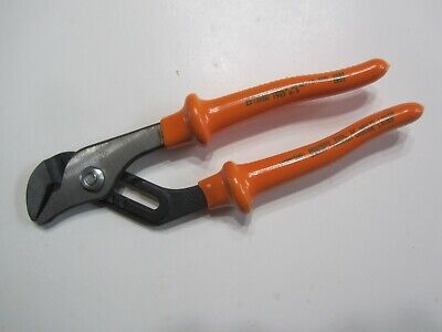 Klein Tools D502-10-ins Insulated Pump Pliers
