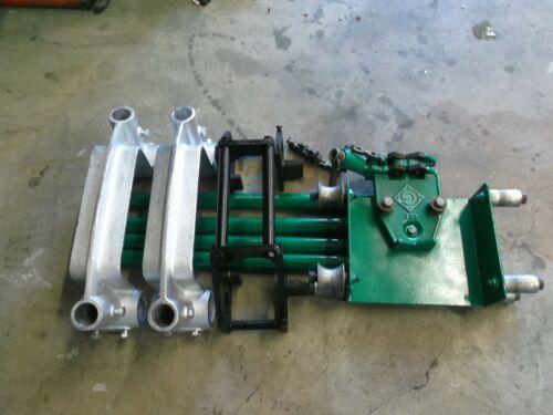 Greenlee 1813 bending table for 881 881CT 885 884 880 benders
