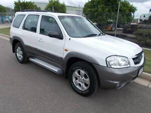 2004 MAZDA TRIBUTE SUV DRIVEAWAY! Mount Louisa Townsville City Preview