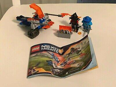 LEGO 70310 Nexo Knights Knighton Battle Blaster 100% complete w/instructions