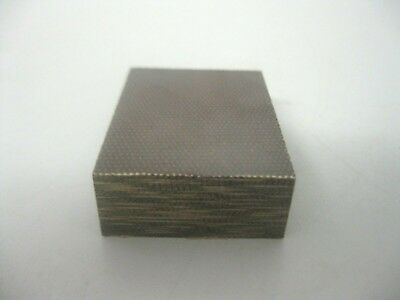 Phenolic Brown Machinable Micarta Sheet Bar 58 X 1 12 X 2