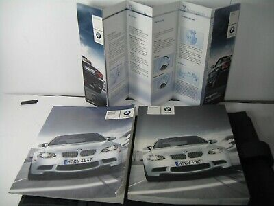 2008 2009 BMW M3 (E90 E92 E93) Owner's Manual full complete Information booklet