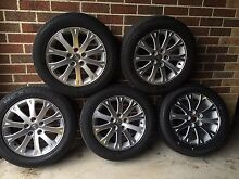 "Holden Statesman 17"" wheels x5 Ringwood East Maroondah Area Preview"